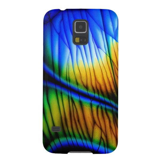Unique Colourful Labradorite Samsung Galaxy S5 Galaxy S5 Case