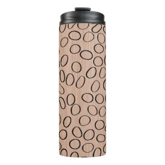 Unique Cool Pattern Thermal Tumbler