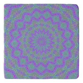 Unique cool pattern trivet