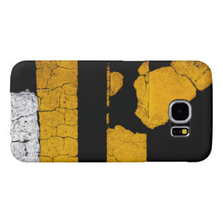 Unique Cool Urban Road Paint Samsung Galaxy S6 Cases