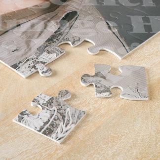 Unique Customizable Photo Puzzle