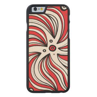 Unique Cute Cool iPhone 6 Case Carved® Maple iPhone 6 Slim Case