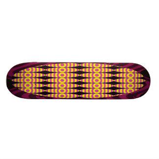 Unique Design 21.6 Cm Old School Skateboard Deck