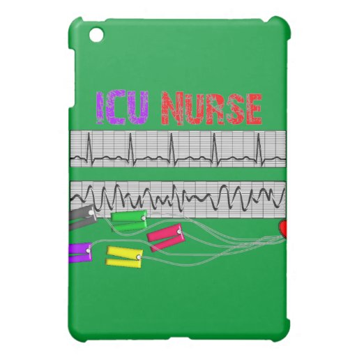 Unique Design ICU Nurse Gifts Cover For The iPad Mini