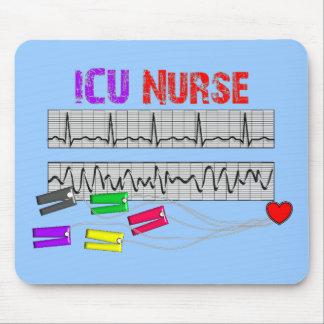 Unique Design ICU Nurse Gifts Mouse Pads