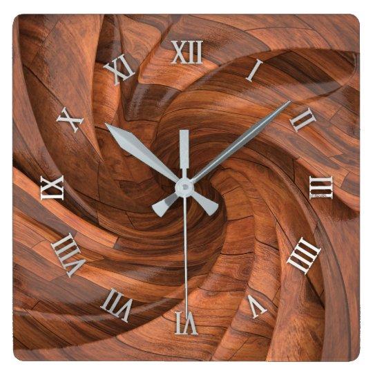 Unique design wall clock