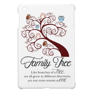 Unique Family Tree Design Case For The iPad Mini