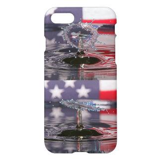 Unique Flag Water Drop Phone Case