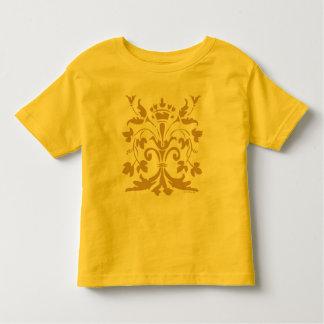 Unique Fleur de lis Queen (antique gold) Tees