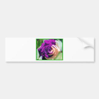 unique flower111.jpg bumper sticker