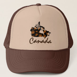 Unique fun Canadian Maple Canada leaf  hat