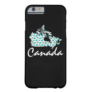 Unique fun Canadian Maple Canada phone case