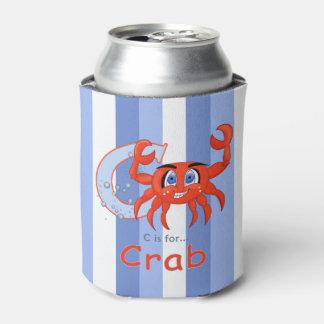 Unique funny and smiling Crab cartoon
