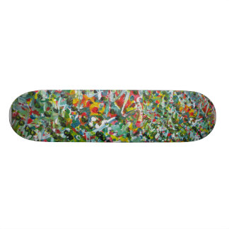 Unique Gift - Skateboard with Creative Design