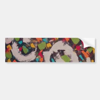 Unique Gifts- bumpersticker Bumper Sticker