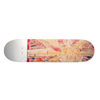 Unique gifts- custom skateboard
