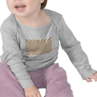 Unique Gold Star T Shirt