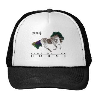 Unique horse lover's hat