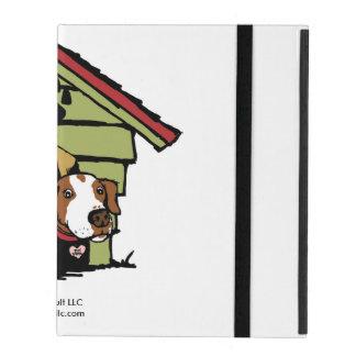 unique logo design iPad folio case