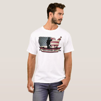 Unique Memorial Day honors T-shirt