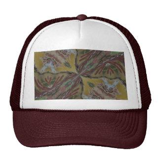 Unique Modern Abstract Art Cap