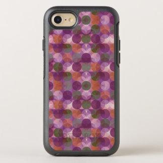 Unique Modern Polka Dot Pattren OtterBox Symmetry iPhone 8/7 Case
