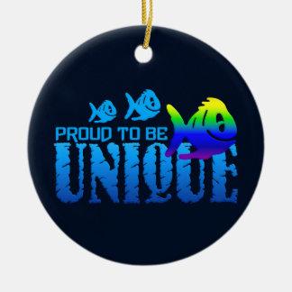 Unique ornament