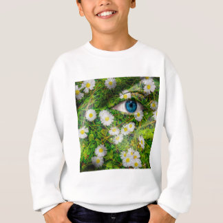 Unique Oxeye Daisy design on your cool gift Sweatshirt