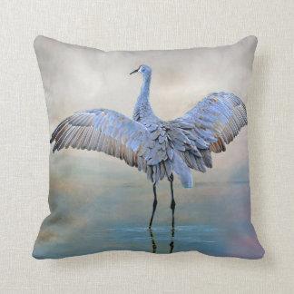 Unique Photo Print Throw Pillow