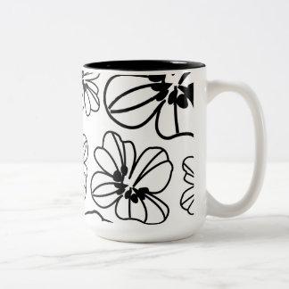 Unique Powerful Glamorous Good Two-Tone Mug