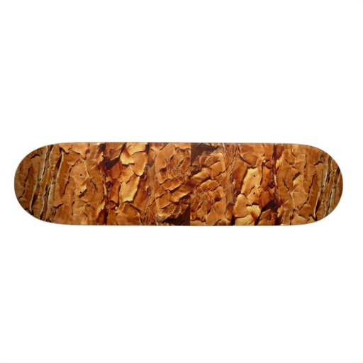 Unique Quiver tree texture Skate Board Decks