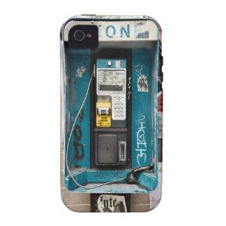Unique Retro Public Payphone Case-mate Iphone Case Vibe iPhone 4 Case