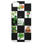 Unique Retro St. Patrick's Day iPhone 5 Cases