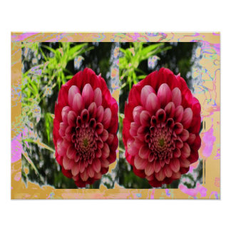 Unique Roses -   AWGP Haridwar 2 Print