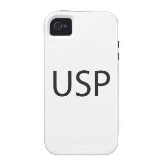 Unique Selling Proposition.ai Vibe iPhone 4 Case