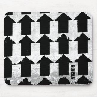 Unique street art mouse mat mouse pads