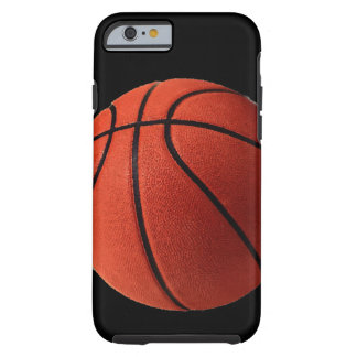 Unique Stylish Basketball Tough iPhone 6 Case