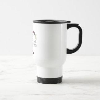 Unique symbol : I Love my airman mug