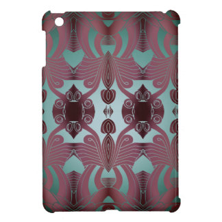 Unique symmetrical design iPad mini cover