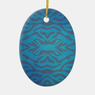 Unique Texture Design Christmas Ornament