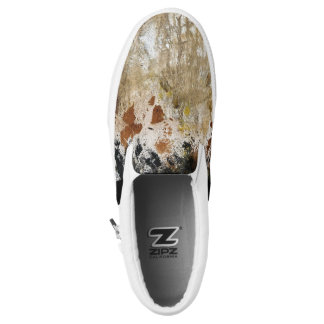Unique Trendy Eye Catching Slip ons unisex Printed Shoes