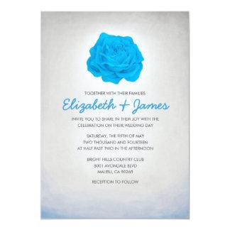 Unique Trendy Floral Wedding Invitations