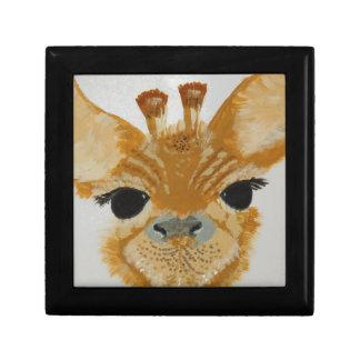 Unique Trendy Modern Eye Catching design Giraffe Gift Box