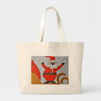 Unique Trendy Modern Eye Catching design Jumbo Tote Bag