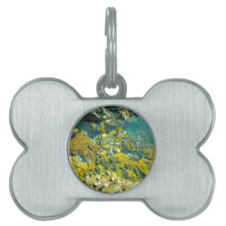 Unique Trendy Modern Eye Catching design Pet Tag