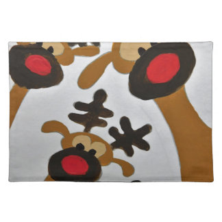 Unique Trendy Modern Eye Catching design Placemat