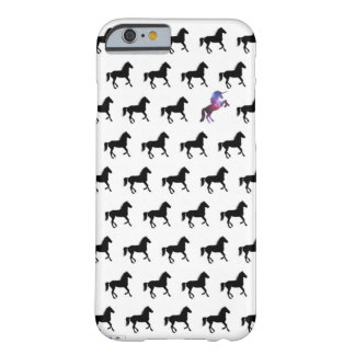 Unique Unicorn Barely There iPhone 6 Case
