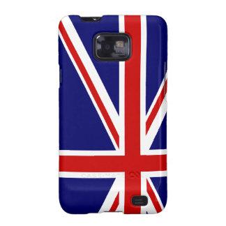 Unique Union Jack Samsung Galaxy S2 Cover
