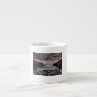 unique view coffe mug realist art espresso mug