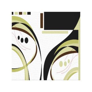 Uniquely Design Canvas Print